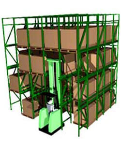 Buy/Sell Pallet Racks in Minnesota| Used Warehouse Racks MN