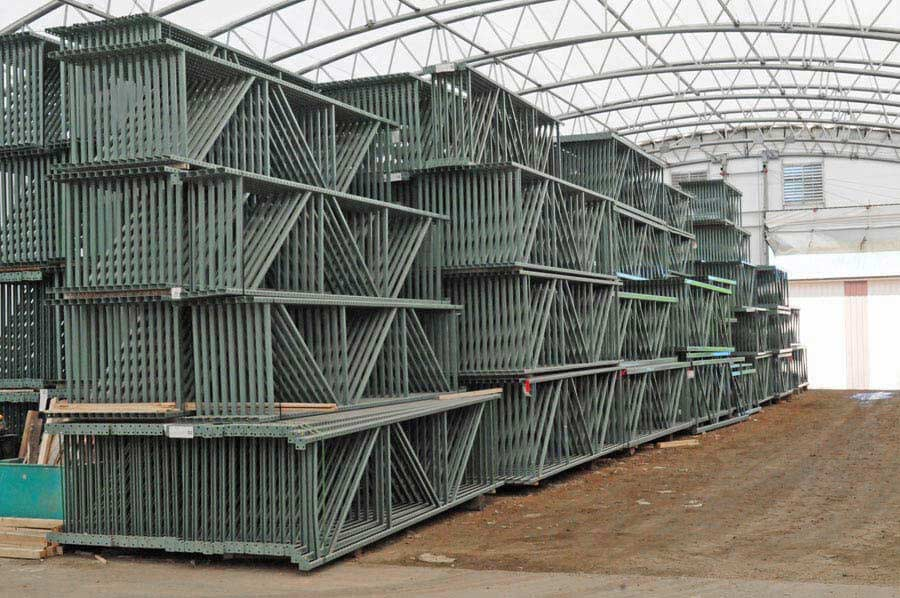 Used Pallet Racking For Sale In Minneapolis Minnesota 55438