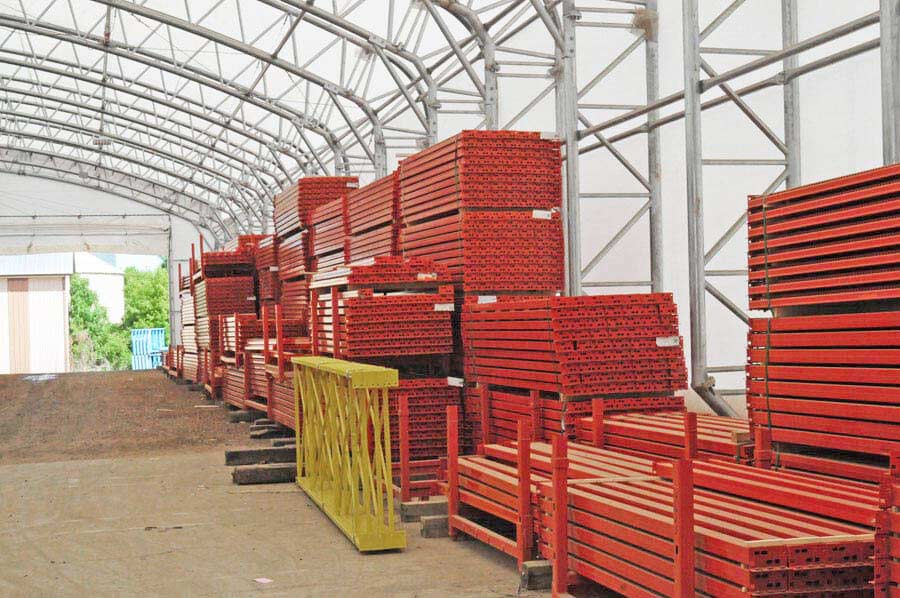 Used Pallet Racks -Buy, Sell, Install Used Racks in MN